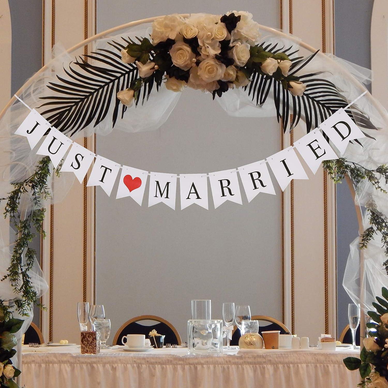 Kakoo Mr Mrs Buchstaben Zeichen Hochzeit Tisch Dekoration Mit