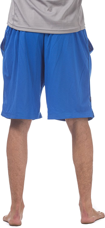 Pro Club Mens Comfort Mesh Athletic Shorts