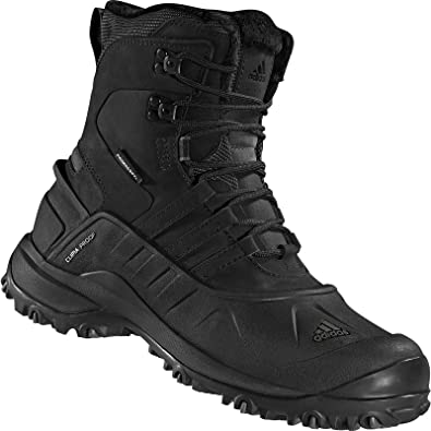 separation shoes fcaad 143b4 Adidas G12348-9.5 Men S Holtanna Boot Cp Pl Shoes Black 9.5  UK SIZE