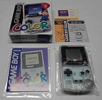 ゲームボーイカラー本体 ジャスコ オリジナルマリオバージョン(クリア) / Game Boy Color System Jusco