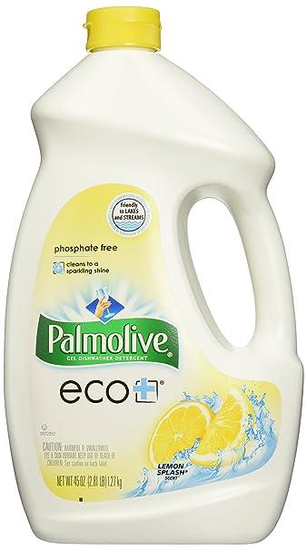 Amazoncom Palmolive Phosphate Free Dishwashing Detergent 45 oz