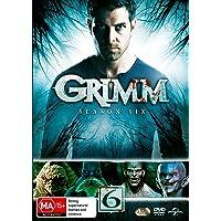 Grimm: Season 6 (DVD)