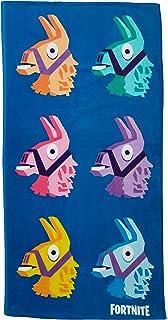 Toalla de playa quadratos y bailes 100% algodón 70x140cm Beach Bath Towel compatibles con Fortnite: Amazon.es: Hogar