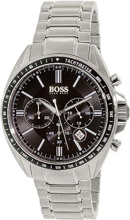 af8dfc4ebe87 Amazon.com  Hugo Boss Watches Men s Sport Chrono Watch (Black)  Hugo ...