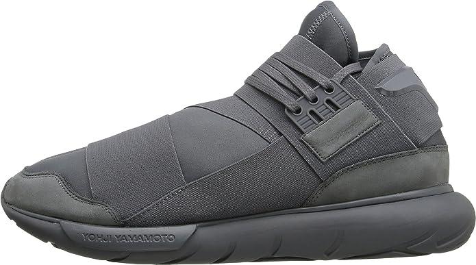 7731ff5d1e1a8 adidas Men s Y-3 Qasa High Vista Grey BB4734 (Size  12.5)  Amazon.co.uk   Shoes   Bags