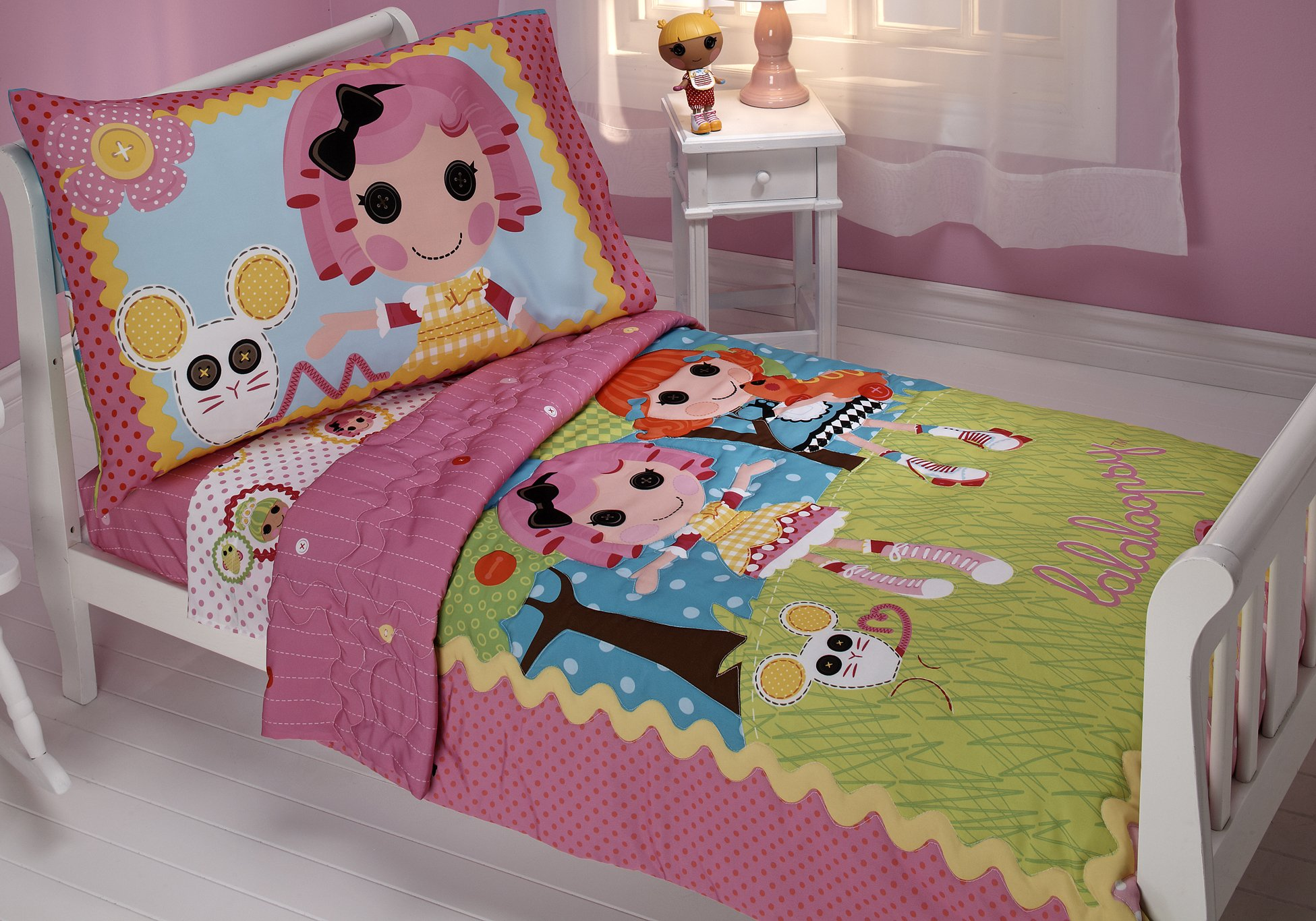 Lalaloopsy Sew Cute 4 Piece Toddler Set by Lalaloopsy