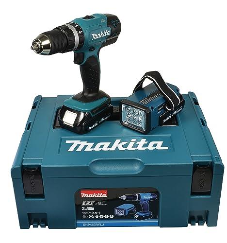 Makita DHP453RYLJ  : un modèle à percussion qui fait le job
