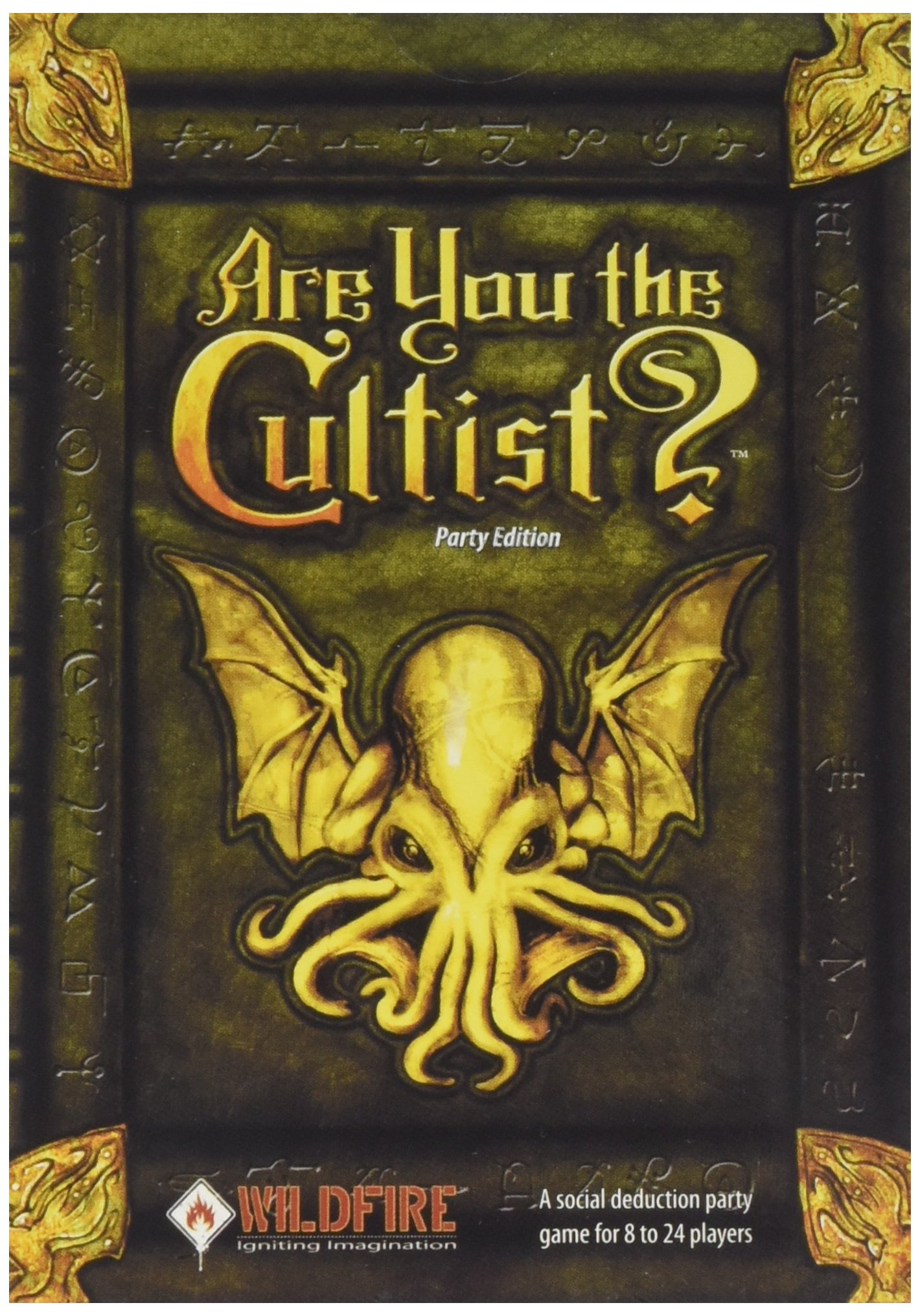 are You The Cultist Party Edition Board Game