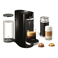 Deals on Nespresso VertuoPlus Deluxe Coffee and Espresso Maker by DeLonghi