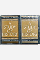 A STUDY OF HISTORY. in TWO VOLUMES (Complete 2 Volume Set) Hardcover