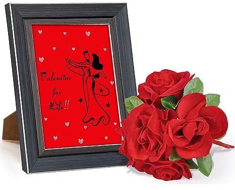 Buy Tied Ribbons Best Valentine S Gift For Girlfriend Boyfriend