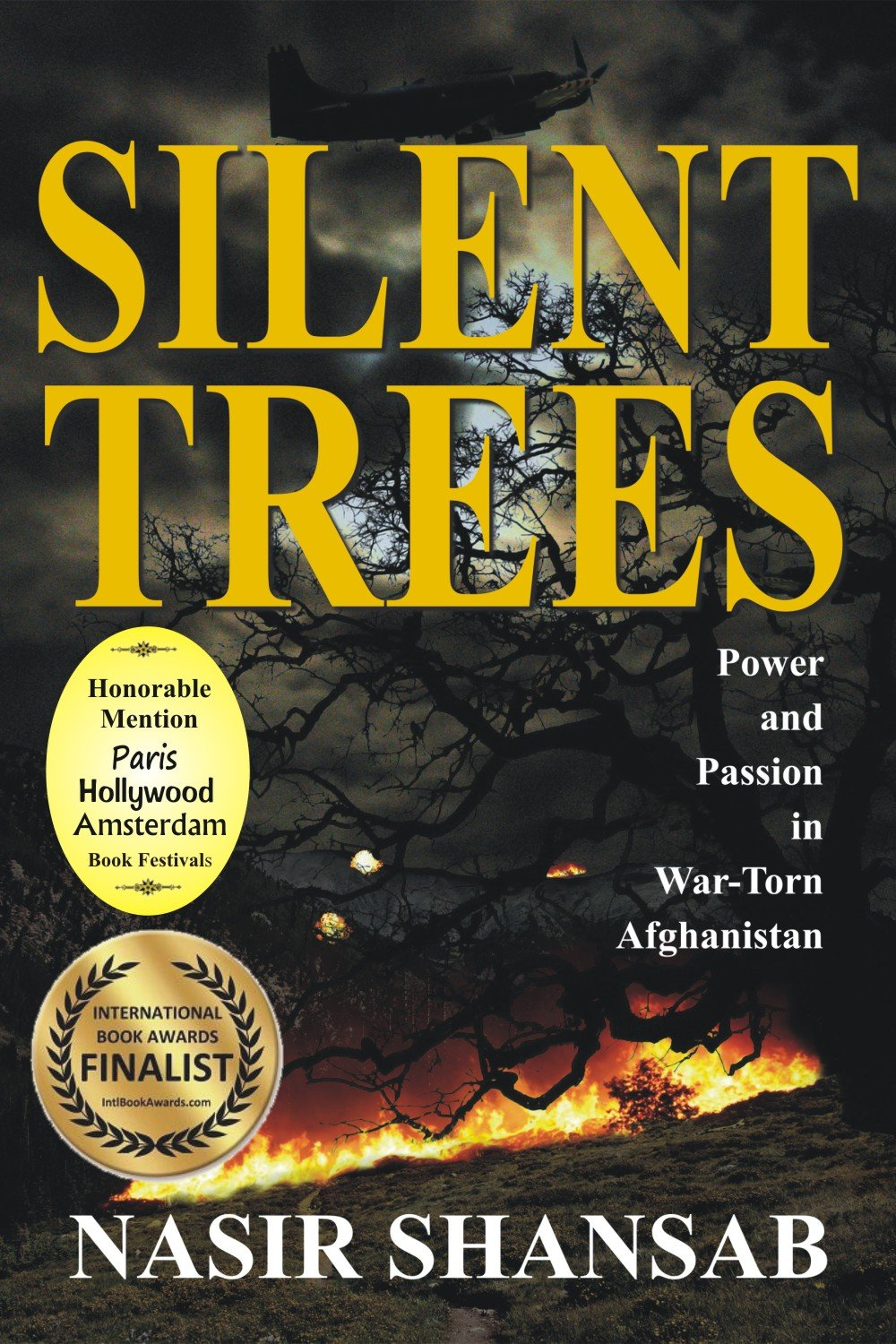 Download Silent Trees: Power and Passion in War Torn Afghanistan PDF