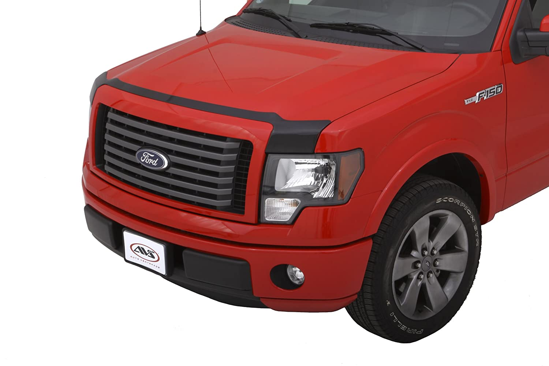 Amazon com auto ventshade 322001 aeroskin large acrylic hood shield automotive
