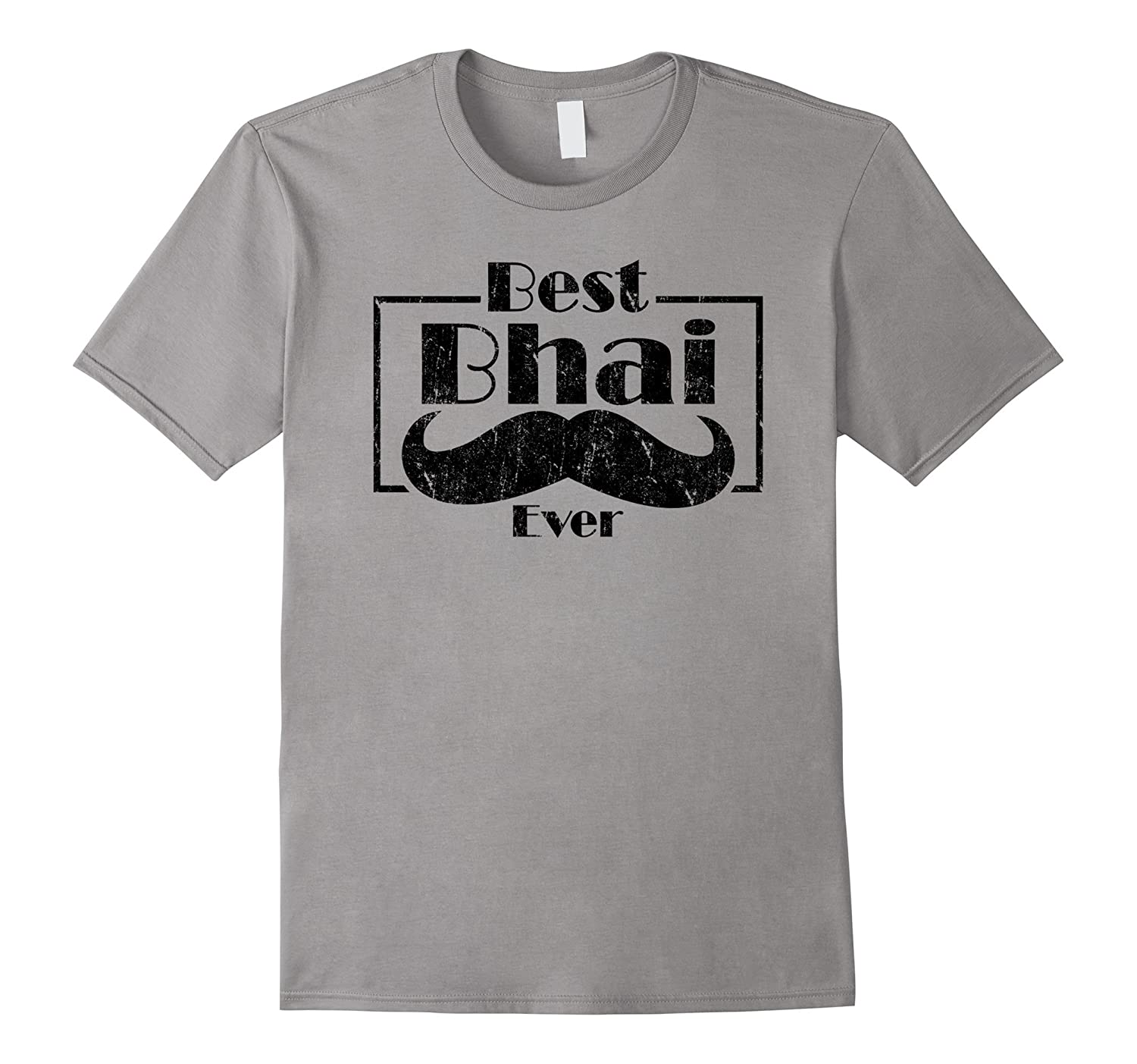 Best Bhai Ever T-Shirt-Art