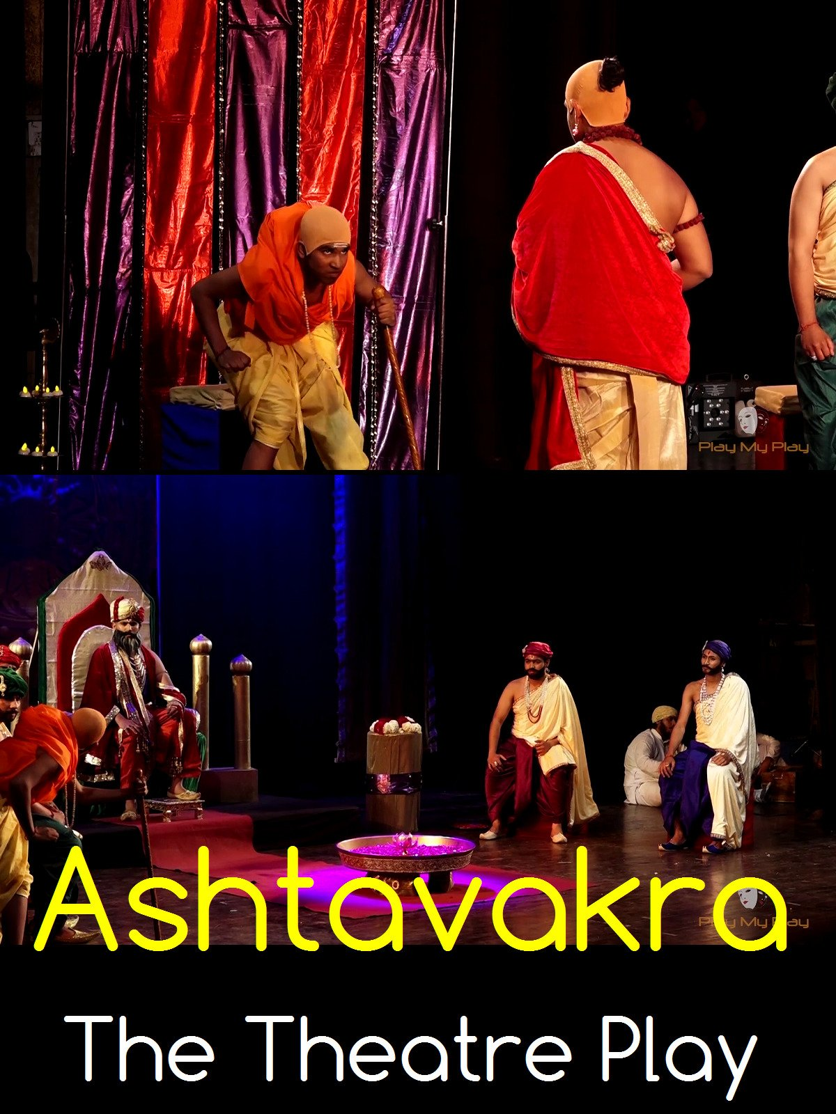 Ashtavakra on Amazon Prime Video UK