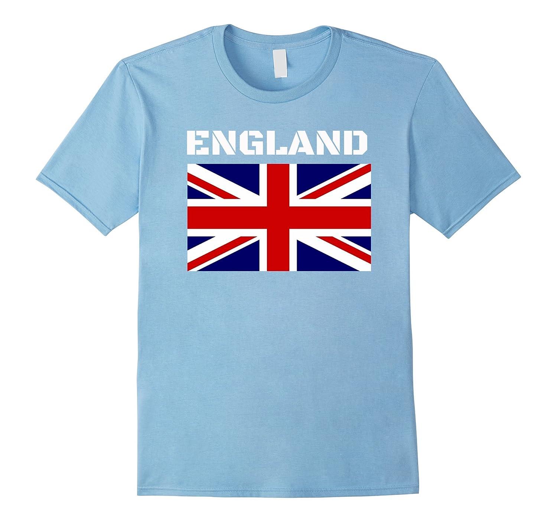 England Flag Gift Pride T-Shirt-Vaci