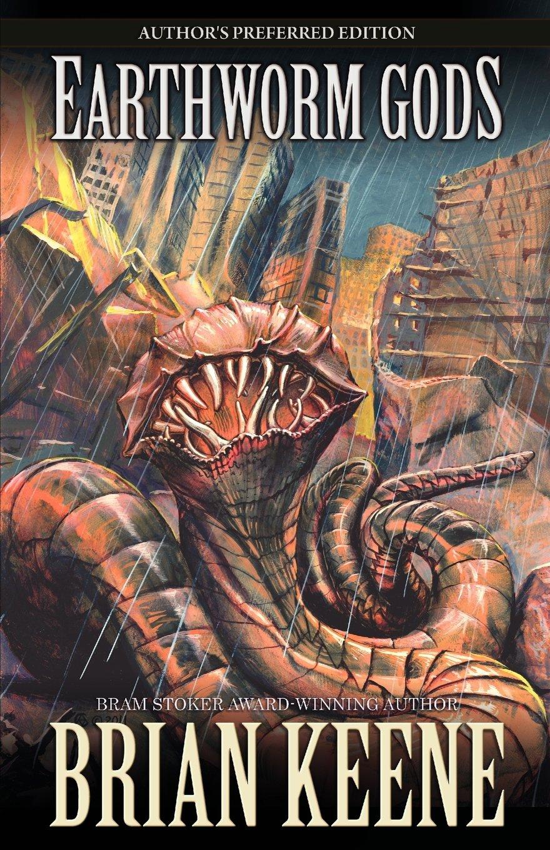 Earthworm Gods Brian Keene product image