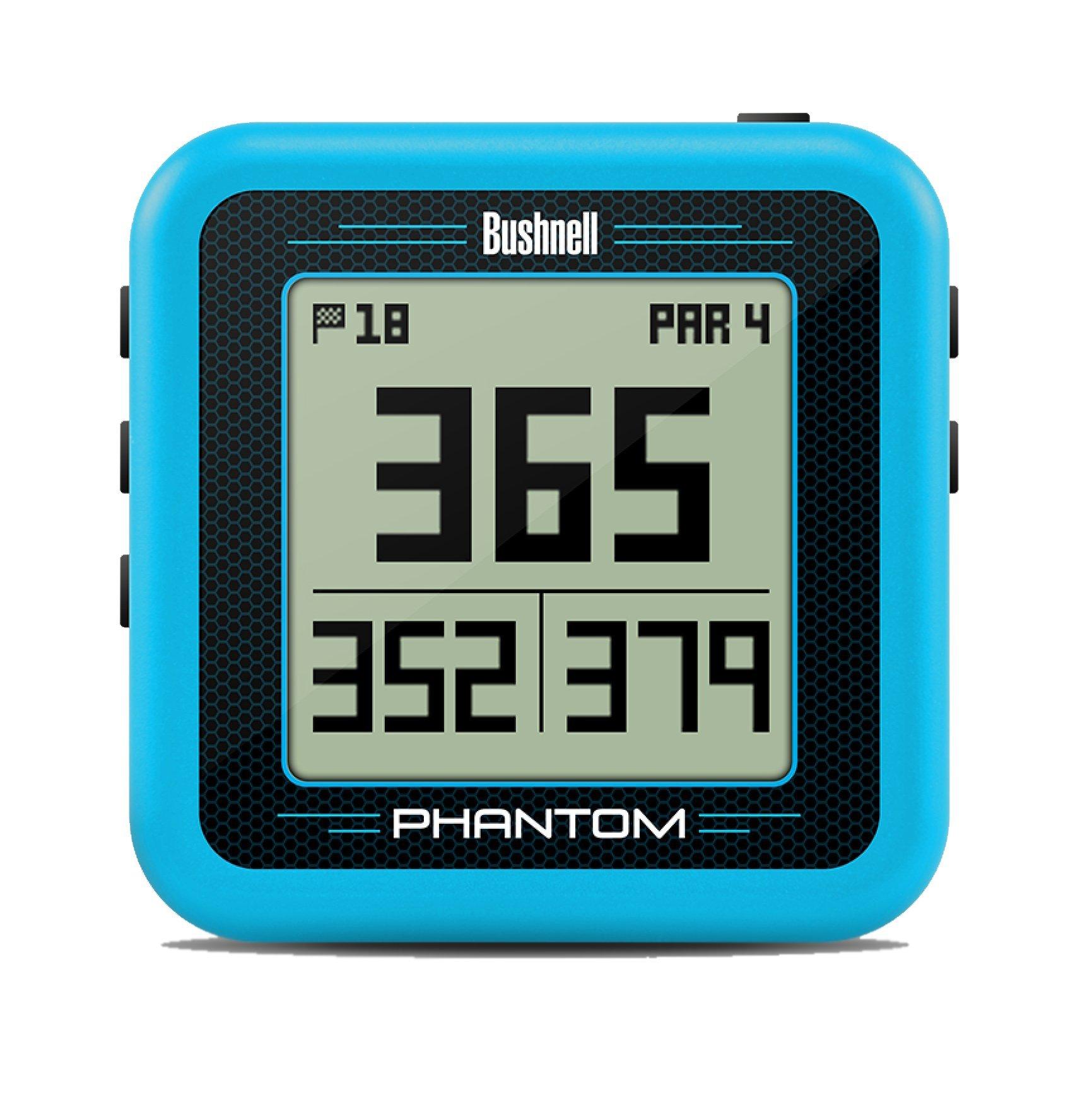 Bushnell Phantom Golf GPS, Blue/Gray by Bushnell