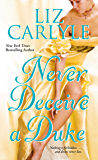 Never Deceive a Duke (Neville Family & Friends Book 2)