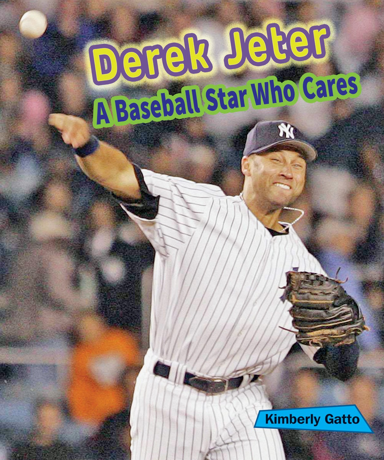 Download Derek Jeter: A Baseball Star Who Cares (Sports Stars Who Care) ebook