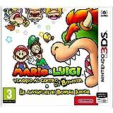 Mario & Luigi: Viaggio al centro di Bowser + Le avventure di Bowser Junior - - Nintendo 3DS