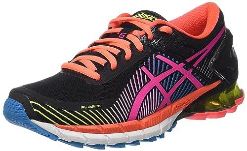 ASICS Gel-Kinsei 6 - Zapatillas de Deporte Mujer: Amazon.es: Zapatos y complementos
