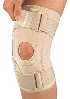93bc578db5 Mueller Sports Medicine Open Patella Knee Stabilizer, Beige, One Size