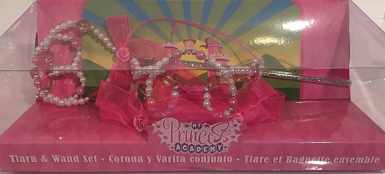 Tiara Wand Set