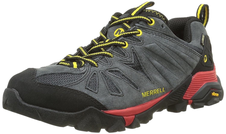 Merrell Merrell Merrell Herren Capra Gore-tex Trekking- & Wanderhalbschuhe grau 9fec0c