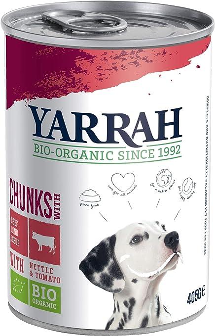 Yarrah Bio Perros Forro bröckchen: Amazon.es: Productos para mascotas