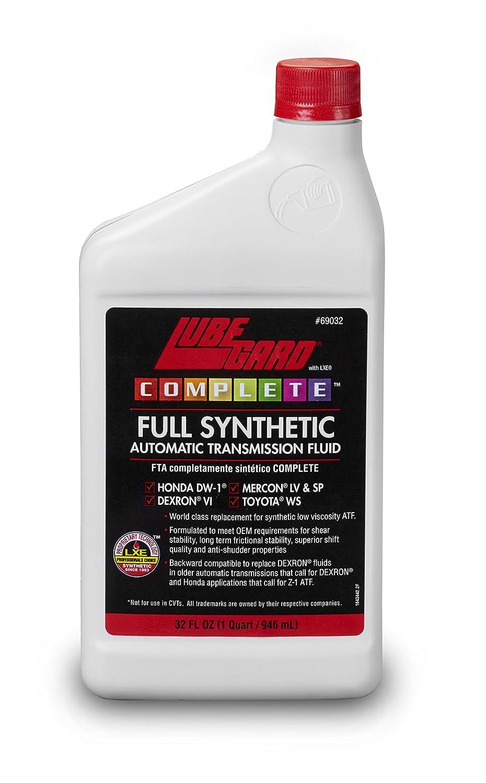 Honda synthetic automatic tranny fluid