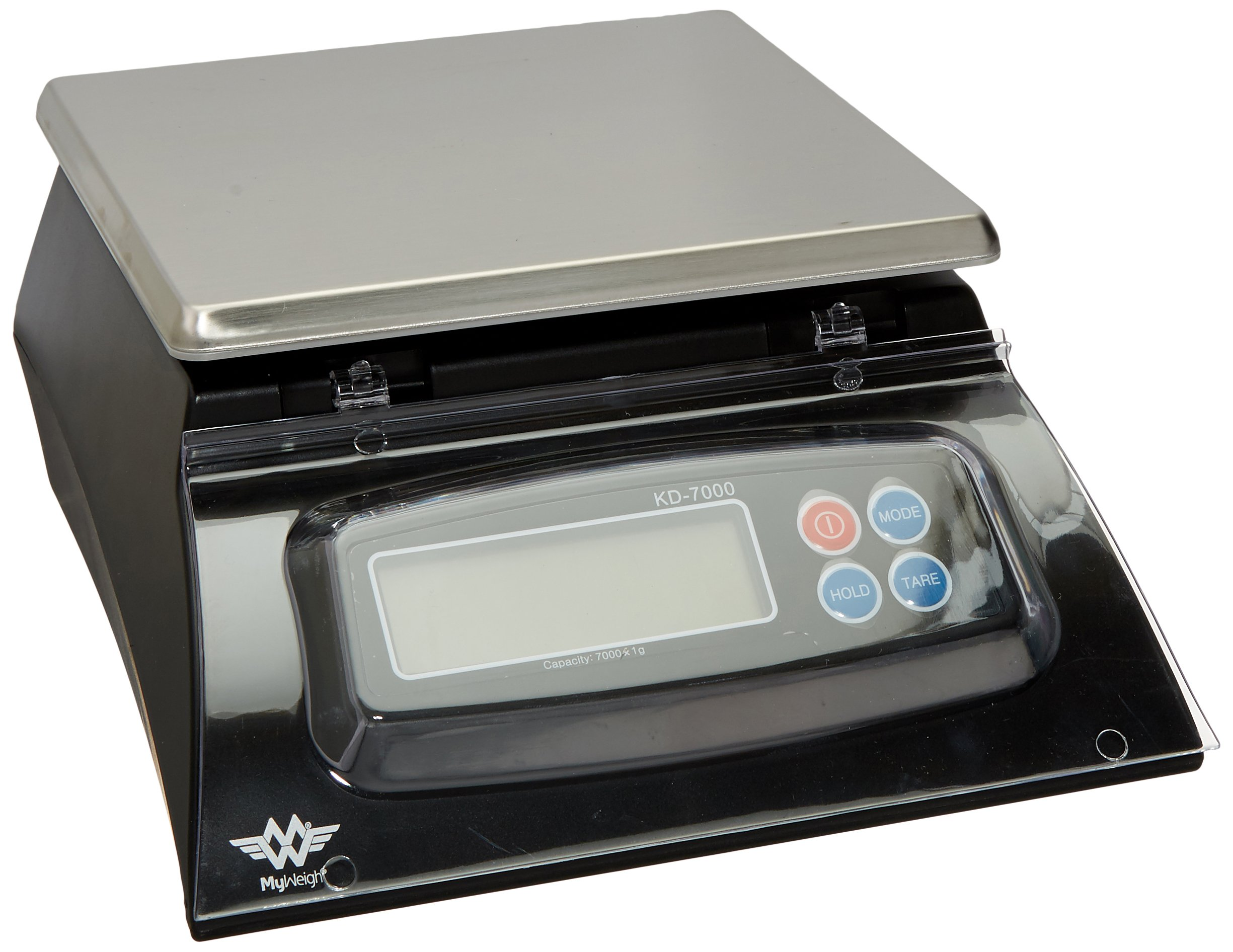 My Weigh KD-7000 Digital Stainless-Steel Food Scale by My Weigh