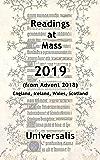 Mass Readings 2019 (UK & Ireland) (Mass Readings UK & Ireland)