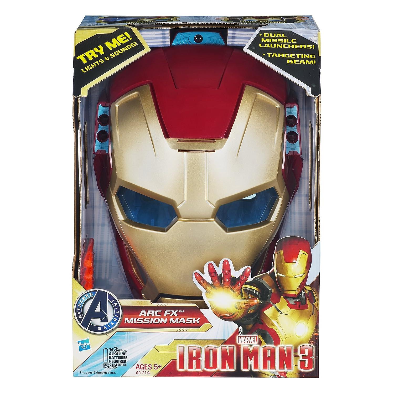 Iron man 3 helmet toy