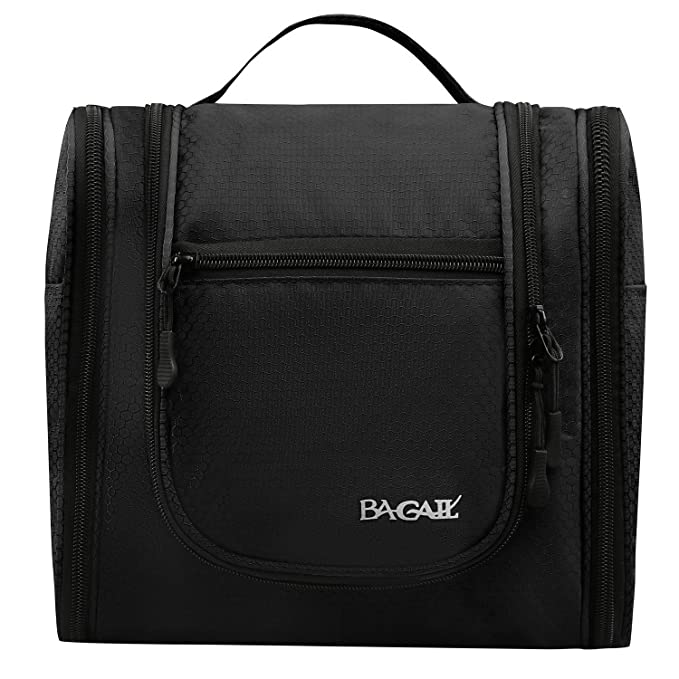 b647d6c59be Bagail Toiletry Bag Men & Women For Makeup, Cosmetic, Shaving, Travel  Accessories,