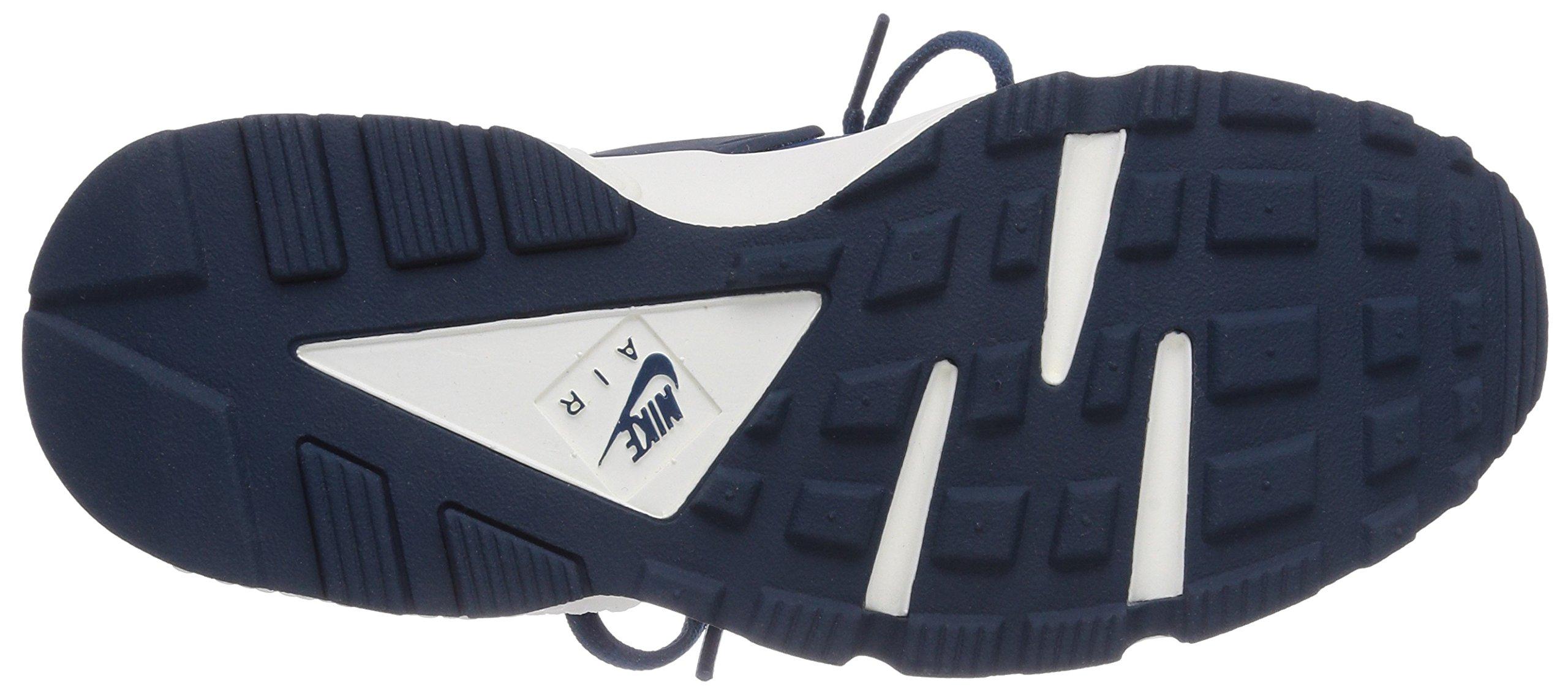 nike womens air huarache trainers 634835 sneakers shoes (UK 3 us 5.5 EU 36, blue force blue force sail 400) by NIKE (Image #3)