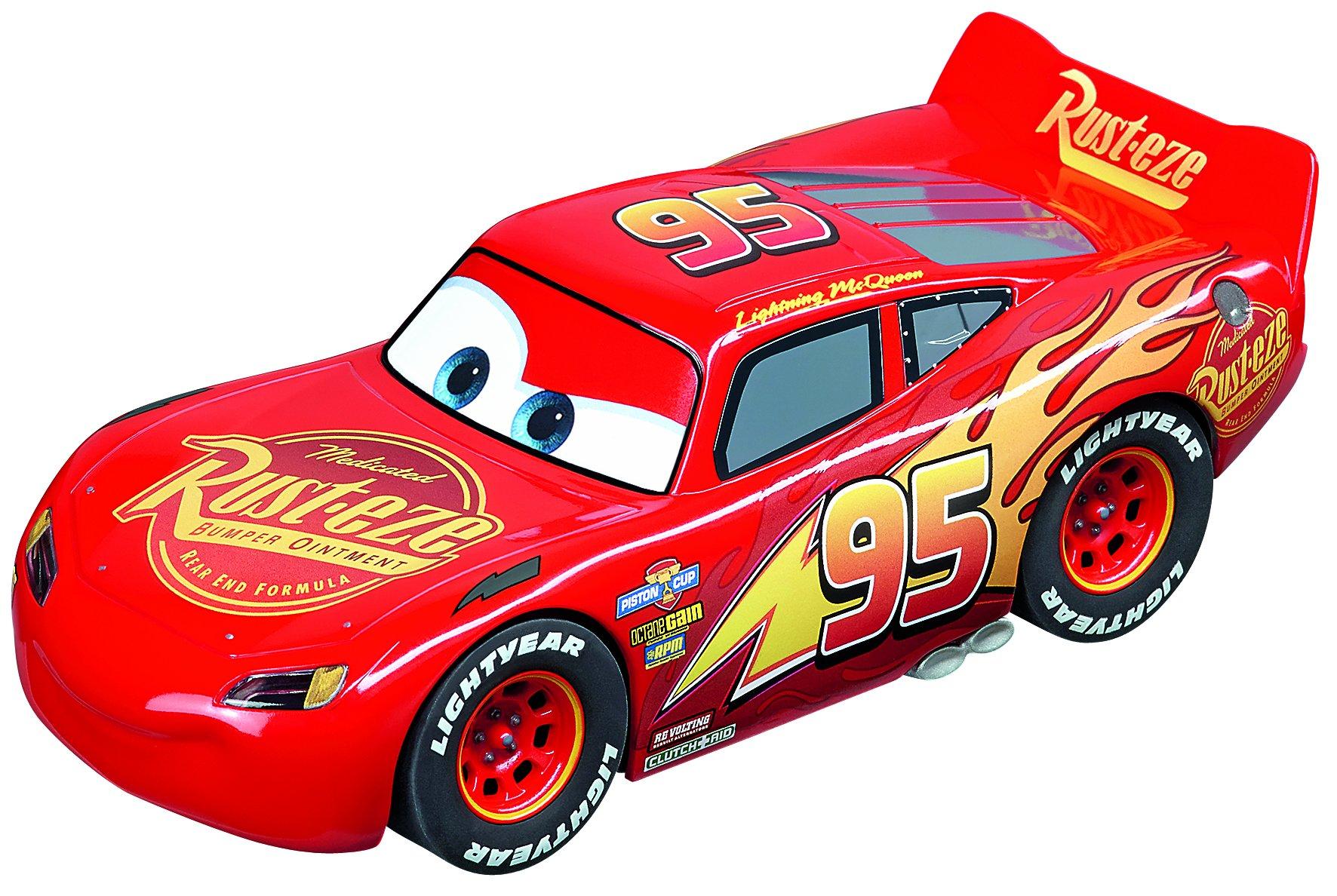 Carrera 30806Digital 132 Slot Car Racing Vehicle - Disney Pixar Cars 3 - Lightning McQueen - (1:32 Scale)