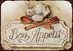 ZMKDLL Bon Appetit French Chef,12