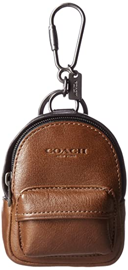 Coach Ladies Small Leather Backpack Keychain 65425FD7