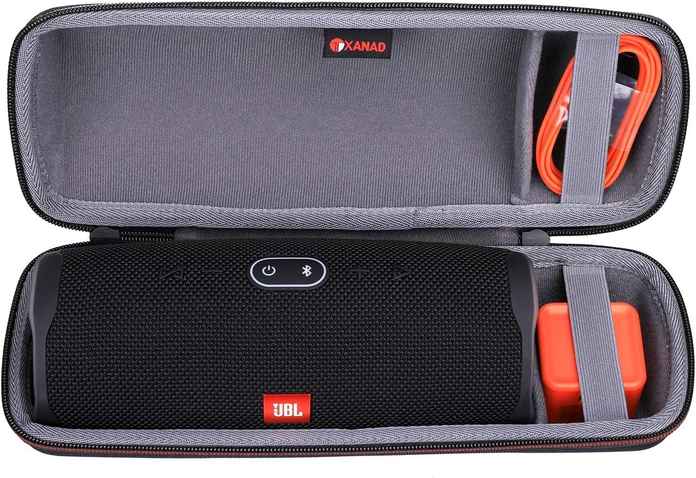 XANAD Funda Protectora para JBL Charge 4 - Altavoz inalámbrico portátil con Bluetooth, parlante Resistente al Agua