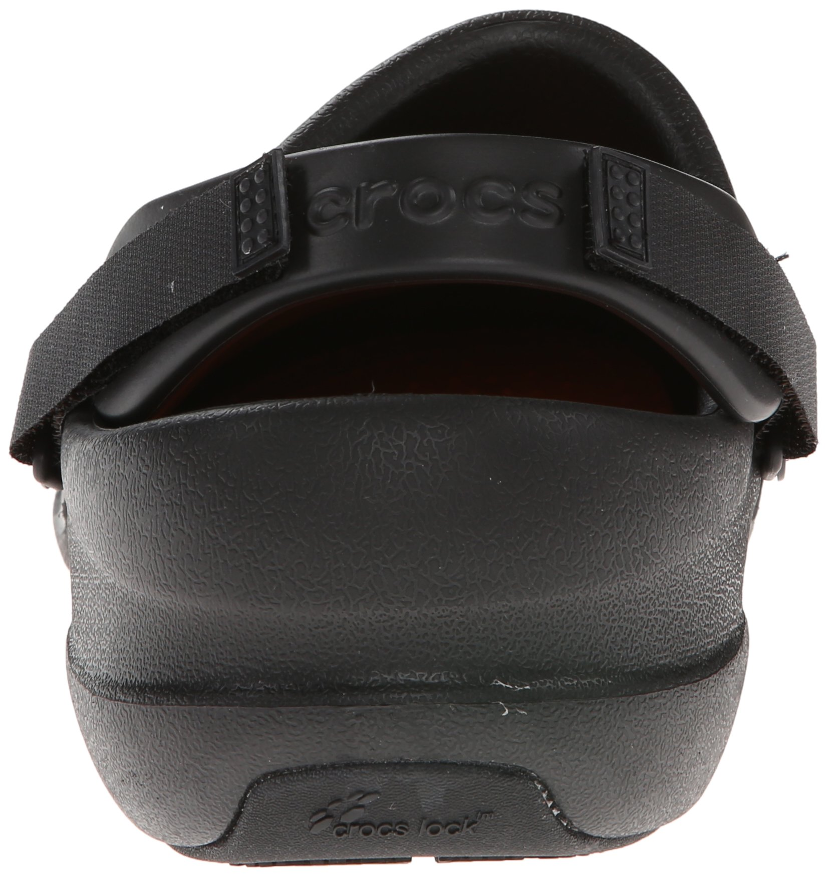 Crocs Men's 15010 Bistro Pro Clog,Black,11 M US by Crocs (Image #2)