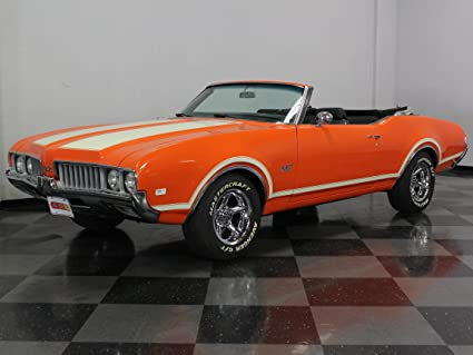 Image Unavailable Not Available For Color 1969 Oldsmobile 442 Convertible