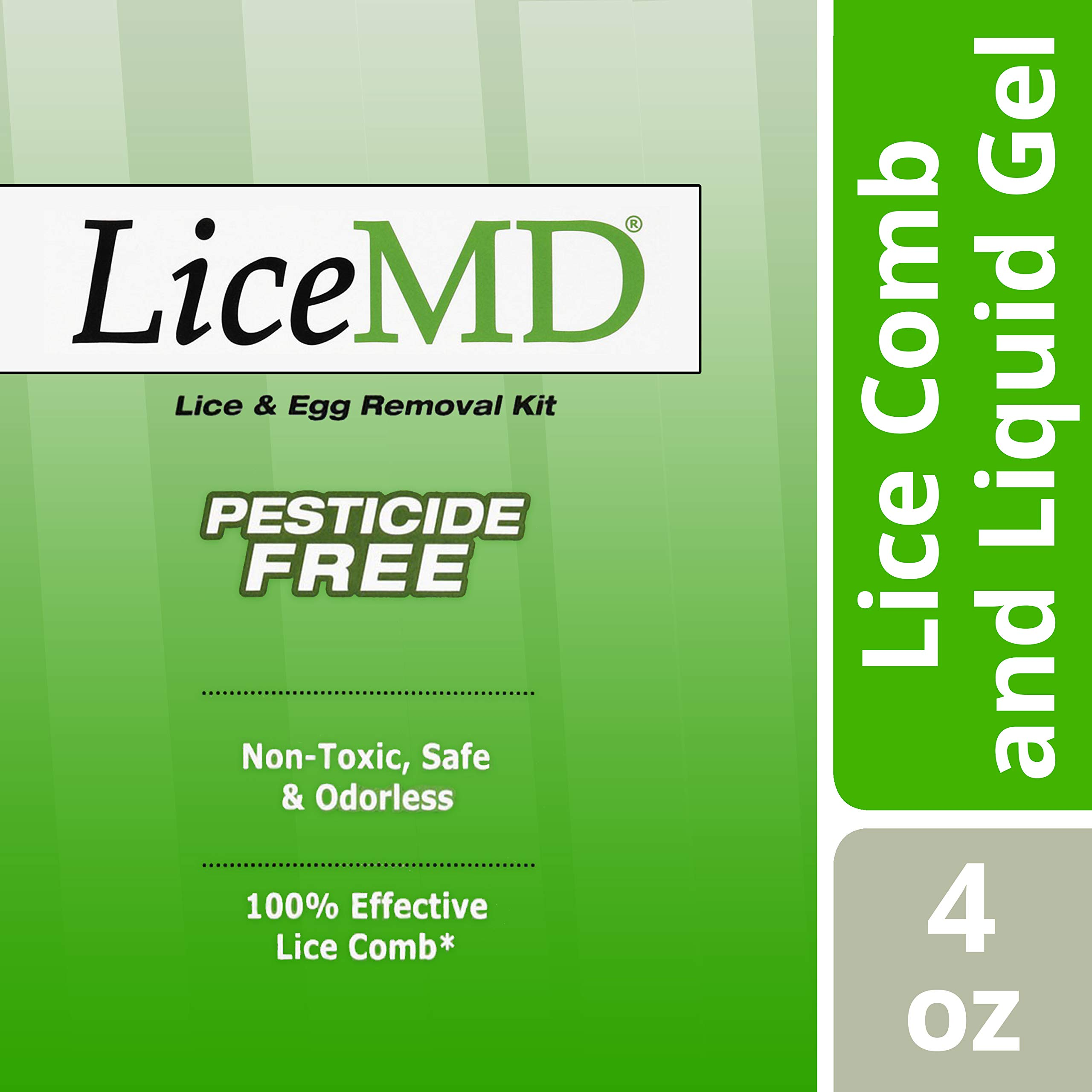 LiceMD Head Lice Treatment, 4 Ounce (Pack of 12)