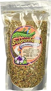 Goldenfeast Hookbill Blend Petite 25oz Bird Food