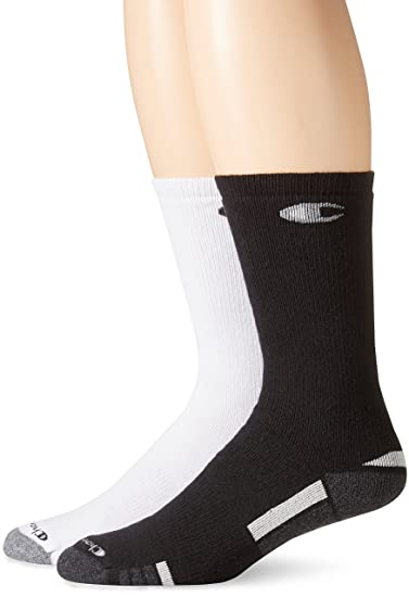 c088770b91f06 Hanes Men s 6 Pack Champion High Performance Crew Sock