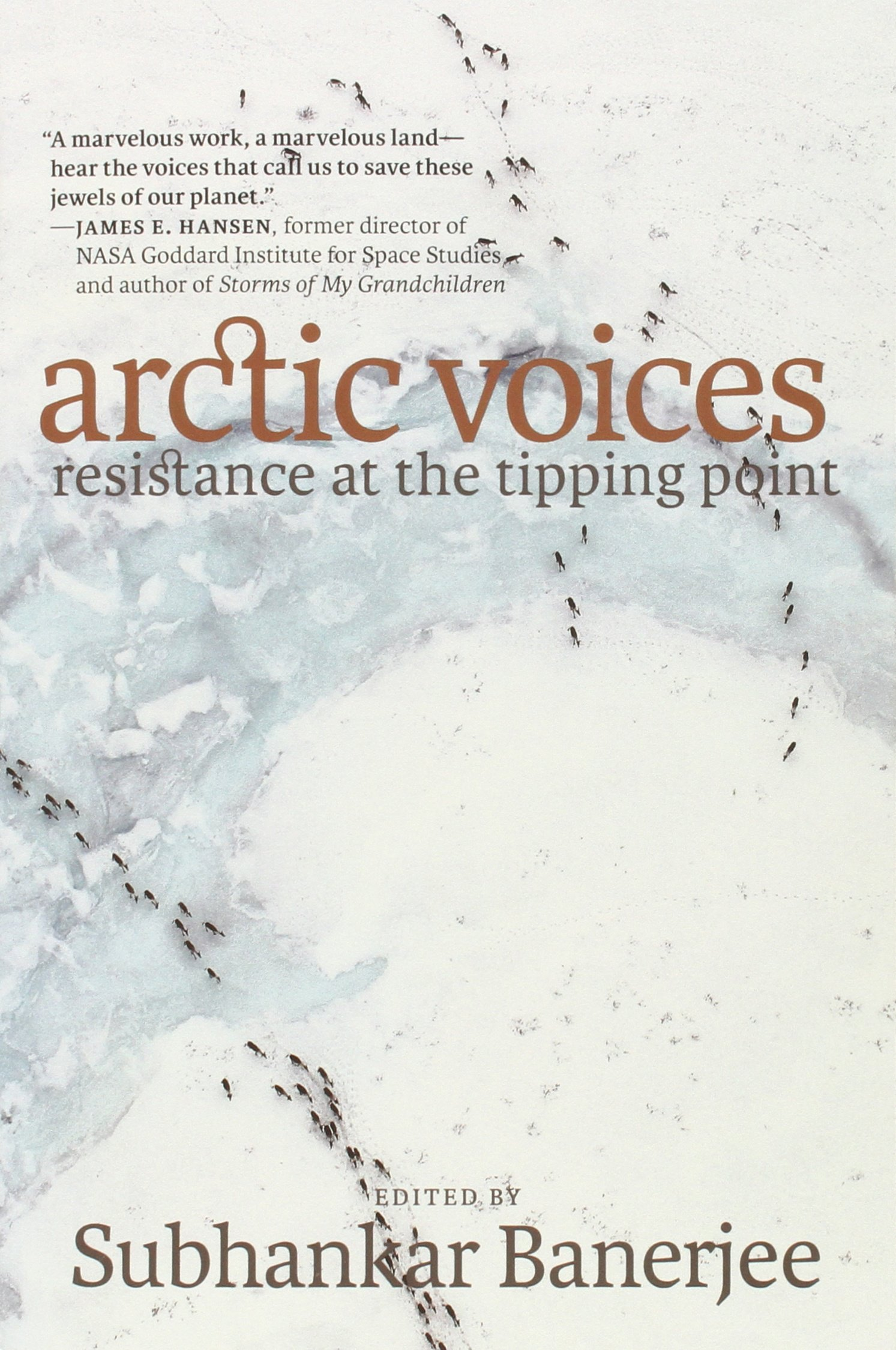 arctic voices resistance at the tipping point subhankar banerjee arctic voices resistance at the tipping point subhankar banerjee 9781609804961 com books