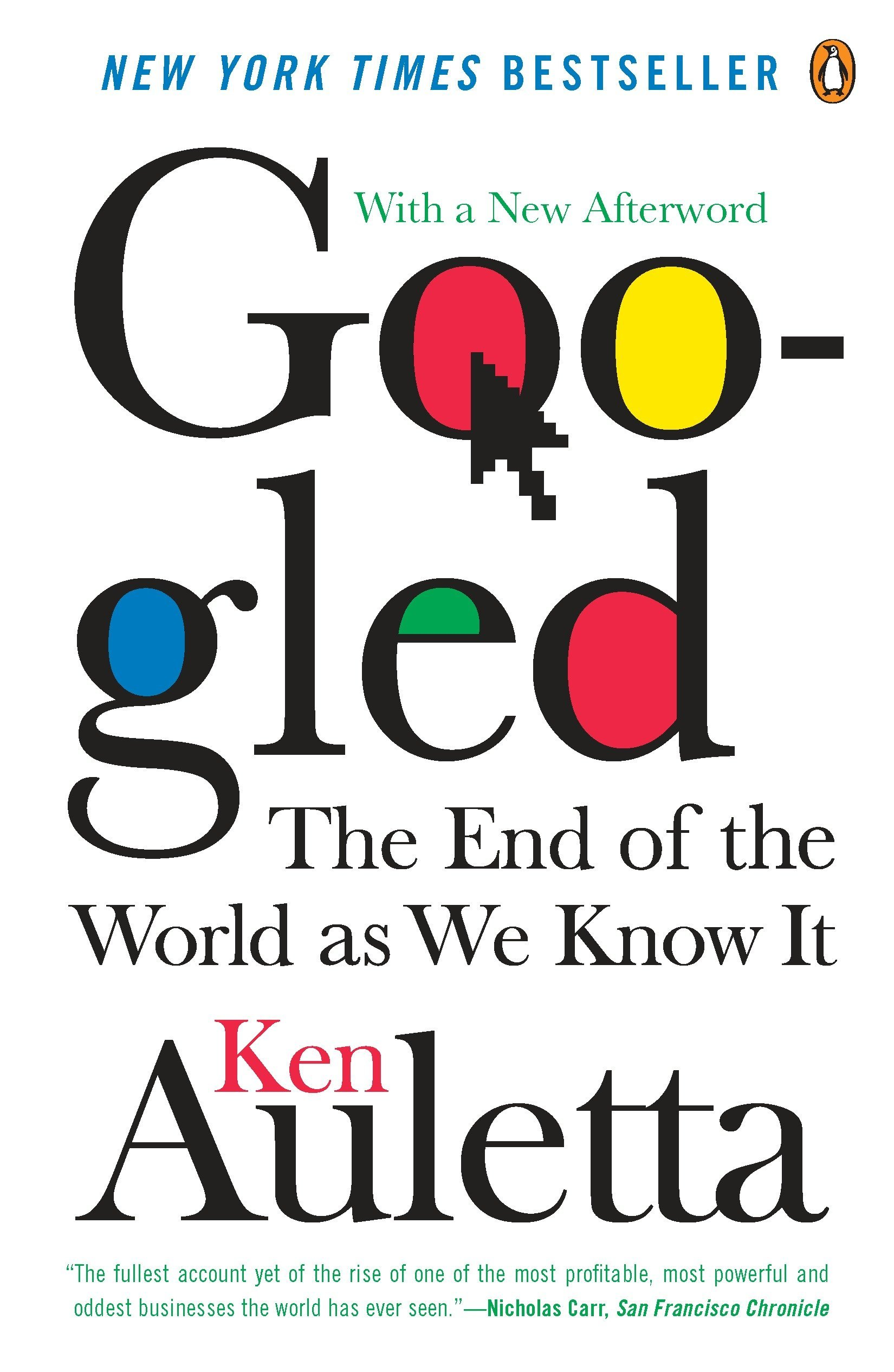Googled: The End of the World As We Know It PDF