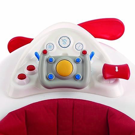 Jane Wings 6424 R35 - Andador de pelo, color rojo: Amazon.es ...