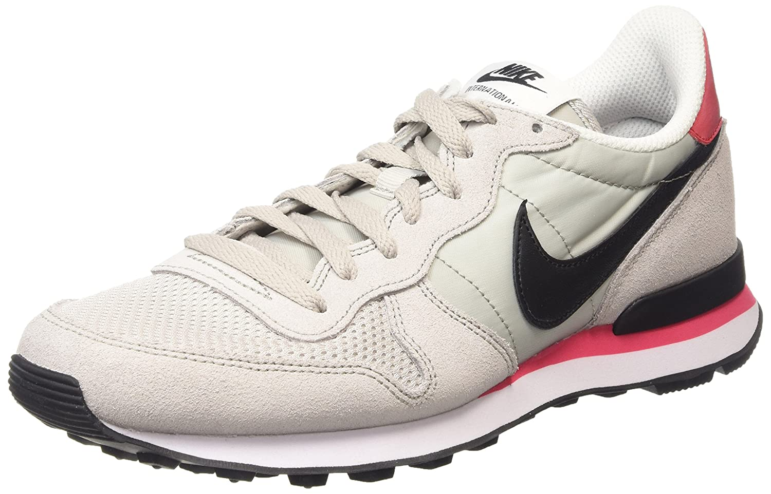 new product 2043b 6ce27 Nike Internationalist Schuhe neutral grey-black-infrared-white - 43   Amazon.co.uk  Shoes   Bags
