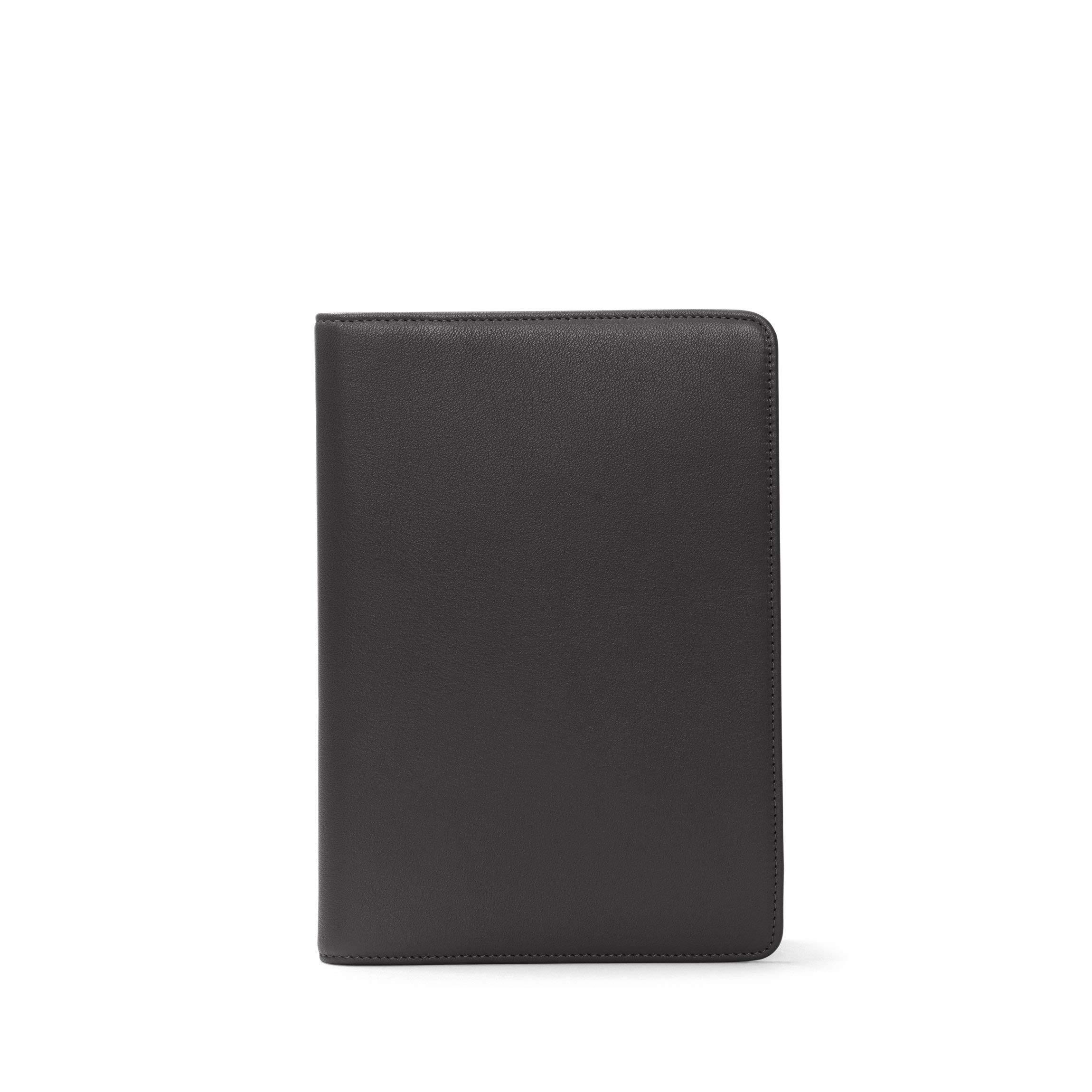 Leatherology Black Onyx Medium Journal by Leatherology